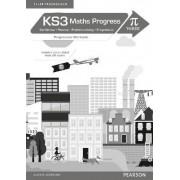 KS3 Maths Progress Progression Workbook PI 3