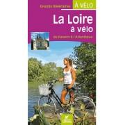 Fietsgids La Loire à vélo - Loire op de fiets | Chamina