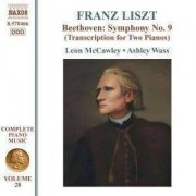 Beethoven/Liszt - Complete Piano Music 28 (0747313046676) (1 CD)