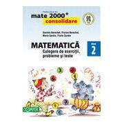 Matematica - culegere de exercitii probleme si teste. Clasa a II-a. Editia 2013-2014