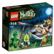 Lego Monster Fighters The Swamp Creature