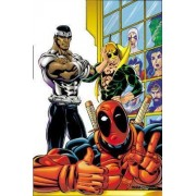 Luke Cage, Iron Fist & The Heroes For Hire Vol. 2 by John Ostrander