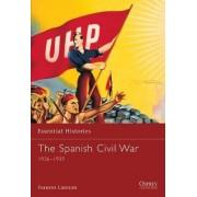 The Spanish Civil War 1936-1939 by Frances Lannon