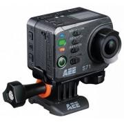 "AEE S71T Actioncam + Monitor de 2.0"" cu touchscreen + accesorii"
