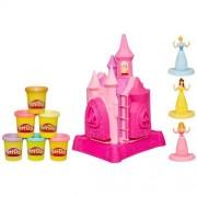 Disney Prettiest Princess Castle by Play-Doh [Toy] (English Manual)
