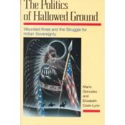 The Politics of Hallowed Ground by Mario Gonzalez
