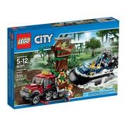 Hovercraft Arrest Lego 60071