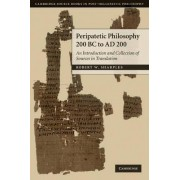Peripatetic Philosophy, 200 BC to AD 200 by Professor R. W. Sharples