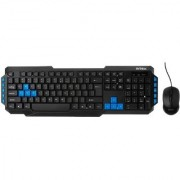 Intex DUO-315 Keyboard and Mouse Combo (Black)