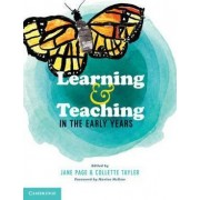 Learning and Teaching in the Early Years by Jane Page