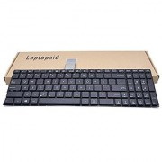 Laptopaid New Keyboard Without Frame For ASUS X550 X550C X550CA X550CC X550CL X550VC X550VB X550L X550LA X550LB X550LC 13NB00T1AP1202 MP-11N63US-5281W US Black