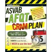 CliffsNotes ASVAB AFQT Cram Plan by Major Pat Proctor