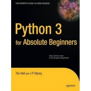 Python 3 for Absolute Beginners by Tim Hall