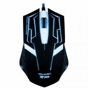Mouse Gamer Skanda com 3200 DPI com 7 Botões (Azul)