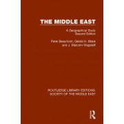 The Middle East: A Geographical Study Second Edition