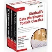 Kimball's Data Warehouse Toolkit Classics by Ralph Kimball