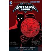 Batman and Robin: The Big Burn Volume 5 by Patrick Gleason