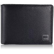 Tumi Porta carte di credito 018233D Nero 0. L