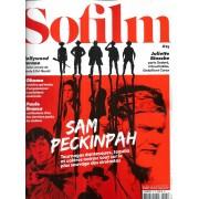 Sofilm N°25 Peckinpah/ Binoche/ Branco/ Steve Mcqueen/ Kristofferson/ R.Quaid/ Canet