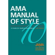 AMA Manual of Style by Jama and Archives Journals