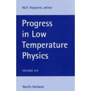 Progress in Low Temperature Physics by W. P. Halperin