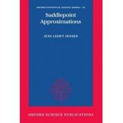 Saddlepoint Approximations by Jens L. Jensen