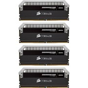 Corsair Dominator Platinum CMD16GX4M4C3200C16 Kit di Memoria RAM da 16GB, 4x4GB, DDR4, Nero