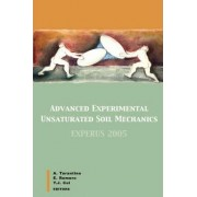 Advanced Experimental Unsaturated Soil Mechanics by Alessandro Tarantino