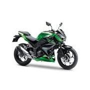 Kawasaki Z300 2016 zelená