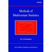 Methods of Multivariate Statistics by Muni S. Srivastava