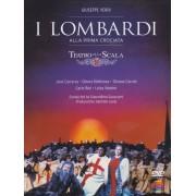 Jose Carreras,Ghena Dimitrova,Silvano Carroli,Teatro alla Scala - Verdi:Il Lombardi (DVD)
