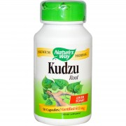 Kudzu wortel (50 Capsules) - Nature's Way
