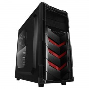 Carcasa Raidmax Vortex V4 Black / Red