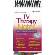 I.V. Therapy Notes by Lynn Phillips