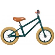 "Rebel Kidz Air Classic Lernlaufrad Boy 12,5"" dunkelgrün Kinderfahrräder"