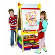 Large Deluxe Easel 14000 by Unknown