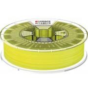 1,75mm - PLA EasyFil™ - Žltá svietiaca (Luminous) - tlačové struny FormFutura - 0,75kg
