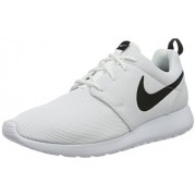Nike W Roshe One, Zapatillas de Running Unisex Adultos, Blanco (Blanco (White/White-Black))