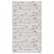 Creativity Backgrounds P2507 White Washed Wood - fundal 1.22 x 3.65m
