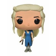 Game of Thrones: Daenerys Targaryen (blauwe jurk) Pop! Vinyl