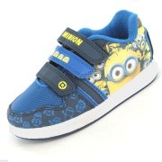 Adidasi Disney Despicable Me Disturbance albastru