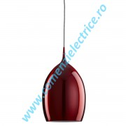 Pendul Vibrant 7572RE rosu E27 1x60W
