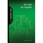 MIC TRATAT DE ORTOGRAFIE