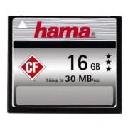 Card Hama Compact Flash 16GB 30MB/S