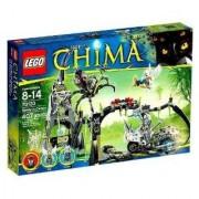 Lego Chima SpinlynS Cavern 70133