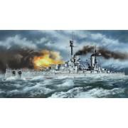 1/350 German WWI de class battleship Kronprinz (japan import)