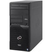 Server Fujitsu Primergy TX1310 M1 (Procesor Intel® Celeron® G1820 (2M Cache, 2.70 GHz), 1x4GB, HDD 1x1TB @7200rpm, SATA, 250W PSU) + Lantisor placat cu aur si argint cu 2 pandantive in forma de disc (cu o steluta decupata in mijloc)