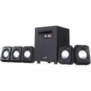 Sistem audio 5.1 Genius SW-HF5.1 1020 26W black