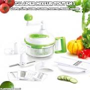 Saladier Mixeur Tout en 1 multifonction Fresh