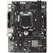 Placa de baza MSI H81M PRO-VD Intel LGA1150 mATX